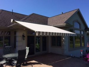 Residential Retractable Awnings