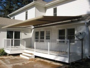 Retractable Awnings for Homes