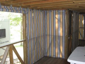 Porch Curtains Brainerd area