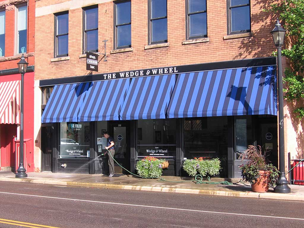 Looking for Fabric Awnings? G&J is a leading fabric awning ...