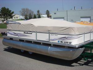 Snap Down Boat Cover