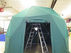 Canvas Dome