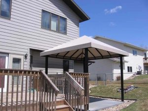Residential Free Standing Canopy