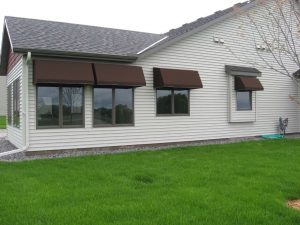 Residential Fabric Awnings in Minnesota