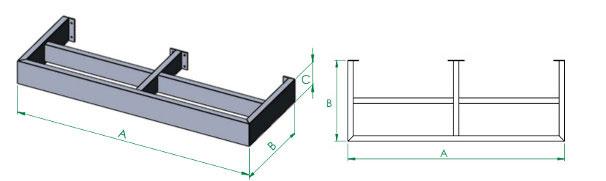 Custom metal awnings