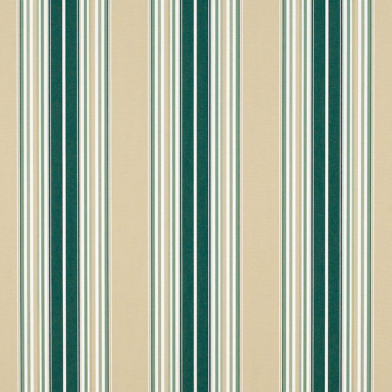 Forest-Green-Beige-Natural-Fancy-Stripe 4932